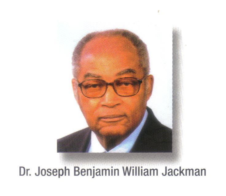 Montserrat S Dr Joe Jackman Awarded Medal Commander Of