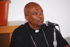 Bishop Kenneth David Oswin Richards