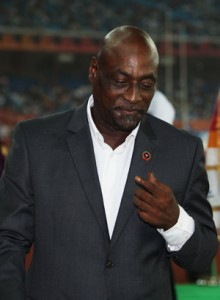 West Indies criket legend, Sir Vivian Richars