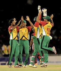 Guyana-Amazon-Warriors-get-excited-over-another-Red-Steel-wicket.-