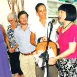 `Mrs. Sujue Davis gives defibrilator to Glendon Hospital on behalf of MRC