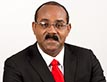 Antigua Prime Minister Gaston Browne -740