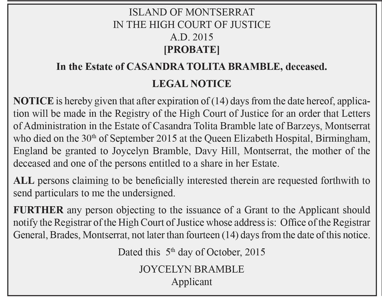 Legal Notice1