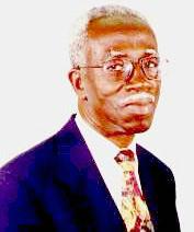 Former Chief Minister Austin Bramble 1970 -78