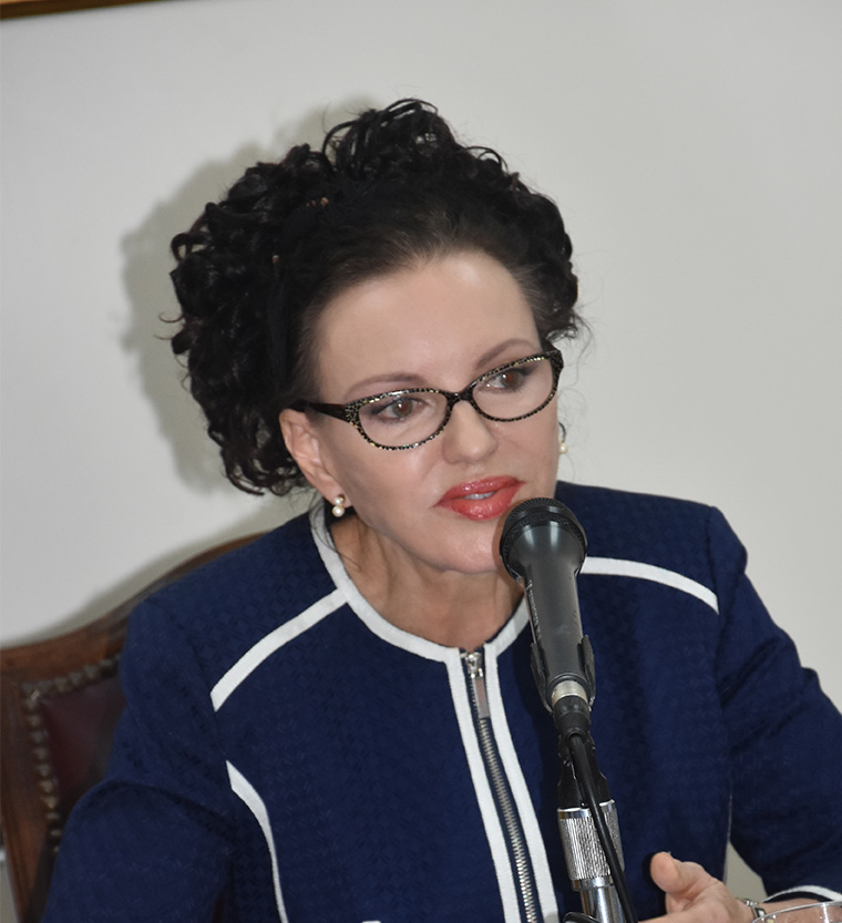 Governor Carriere to shorten her Montserrat tour of duty end of this year