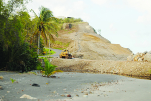 Carrs Bay beach Gun Hill project complete (4)