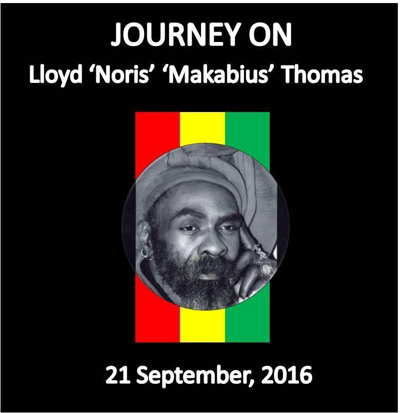 Lloyd 'Norris Makabius' Thomas