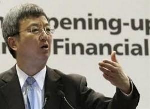 IMF Deputy Managing Director Tao Zhang