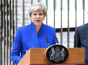 PM May loses Parliamentary majority in election gamble