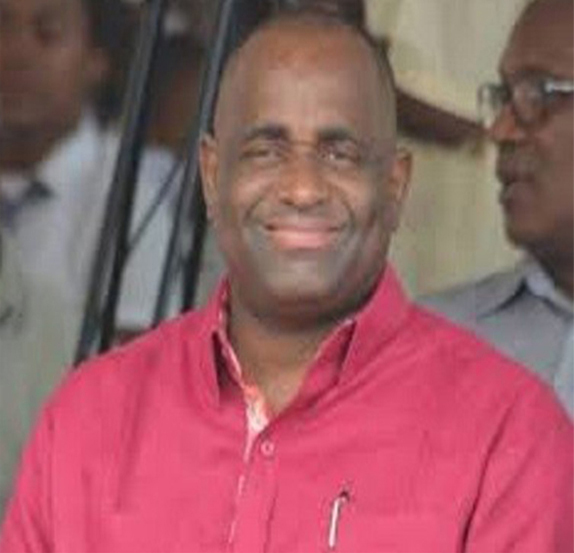 Prime Minister R Skerrit