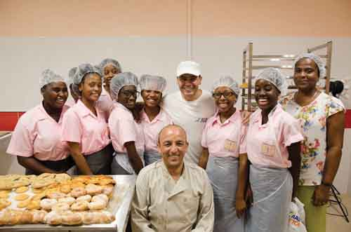 BAKERs from fine grains Barbados