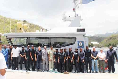 Royal Montserrat Police Vessel (21)
