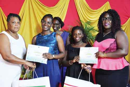 Awards ceremony celebrate Early Childhood practitioners