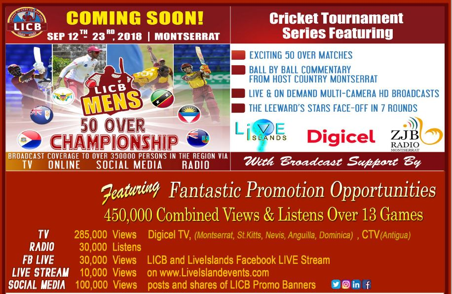 LICB Men's 50 Overs Championship