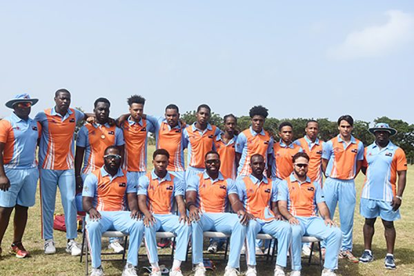 Anguilla 2018 50 Overs team