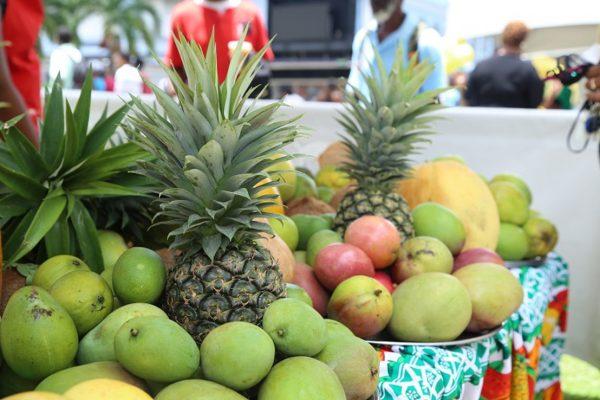 St Lucia Mango festival