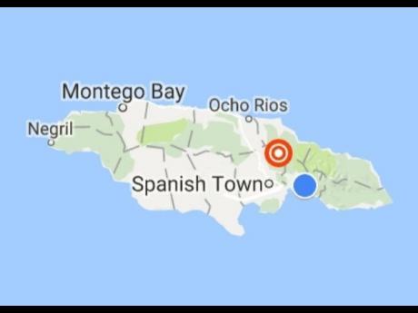 eathquale Jamaica
