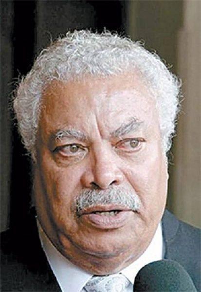 Sir Fenton Ramsahoye QC
