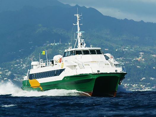 Weather system causes disruption to Ferry Service