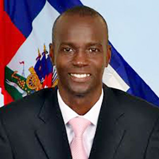 Jovenel Moise - Haiti president