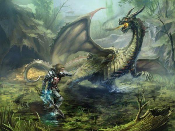 The deep state swamp dragon (HT scerg, DA)