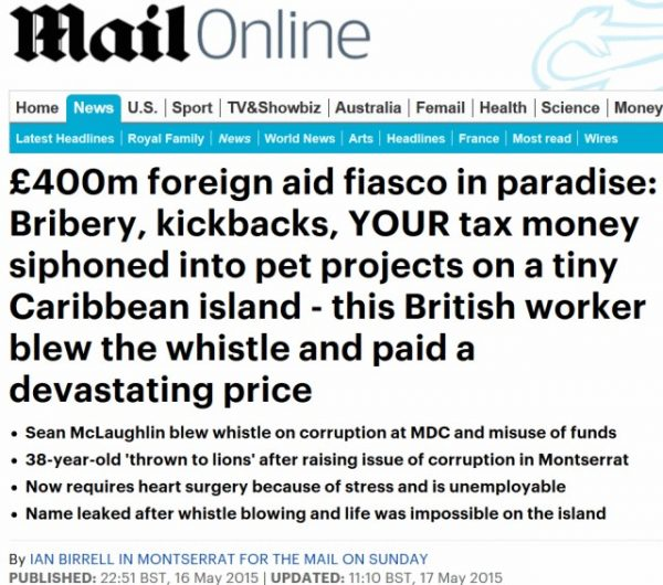 daily mail excerpt
