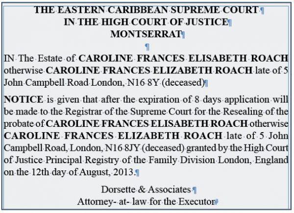 In-the-Estate-of-Caroline-Elisabeth-Roach