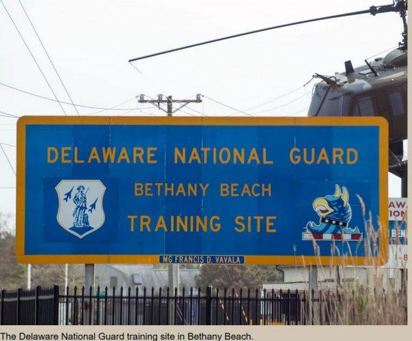 Delaware-Training-site