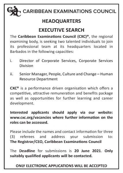 CXC Headquarters - Executive Search