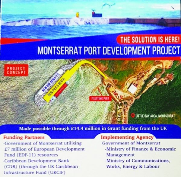 Seaport project woes